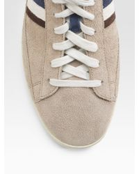 Paul Smith   Natural Suede Sneakers for Men   Lyst