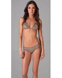 Inca | Natural Vivienne Bikini | Lyst