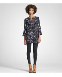 Tory Burch - Black August Tunic - Lyst