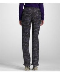 Tory Burch | Purple Justyne Pant | Lyst