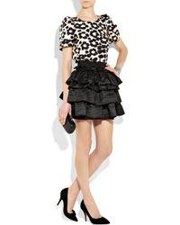 Isabel Marant | Black Poppy Bow-embellished Suede Pumps | Lyst