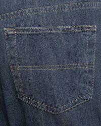 Ermenegildo Zegna - Blue Trigger Jeans, Antique Wash for Men - Lyst