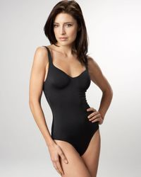 Wolford | Natural Mat De Luxe Forming Body | Lyst