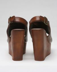 Jeffrey Campbell - Brown Snickers - Lyst