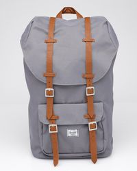 Herschel Supply Co. | Gray Little America | Lyst