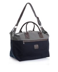 Calabrese Bags | Blue Weekend Bag for Men | Lyst