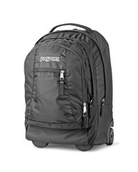 Jansport - Black Driver 8 Wheeled Backpack for Men - Lyst