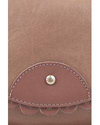 See By Chloé - Pink Poya Pouch Leather Bag - Lyst