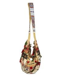 Simone Camille | Multicolor Original Vintage Fabric Beaded Shoulder | Lyst