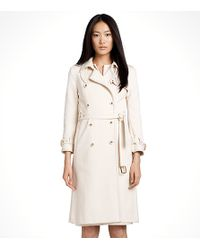Tory Burch - Natural Luther Trench Coat - Lyst