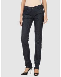 Rag & Bone - Blue Legging Jeans - Lyst