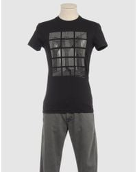Calvin Klein Jeans | Black Short Sleeve T-shirt for Men | Lyst