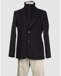 Emporio Armani | Black Blazer for Men | Lyst