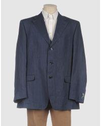 Ermenegildo Zegna | Blue Blazer for Men | Lyst