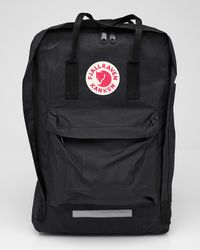 Fjallraven | Black Kanken 17 Laptop Bag | Lyst