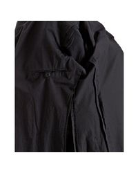 Prada | Blue Navy Cotton Double-breasted Blazer for Men | Lyst