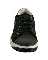 PUMA | Dassler For Black Mesh Metropolis Low Sneakers for Men | Lyst