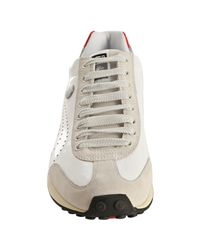 PUMA - Natural Mihara For White Patent My 42 Sneakers for Men - Lyst