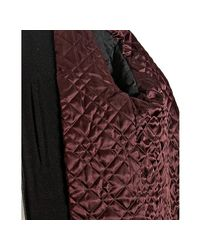 Marc New York - Black Wool Blend Hudson Rib Knit Collar Peacoat for Men - Lyst