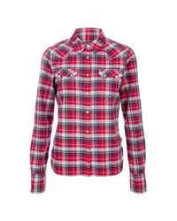 Polo Ralph Lauren | Red Check Shirt | Lyst