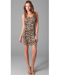 Alice + Olivia | Multicolor Nicola Leopard-print Dress | Lyst