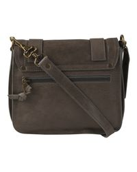 Proenza Schouler | Gray Light Grey Ps1 Pouch Bag | Lyst