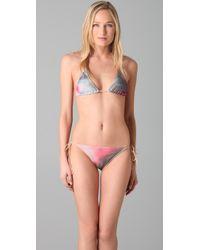 Cali Dreaming | Pink String Bikini | Lyst