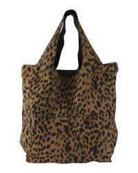 Givenchy | Multicolor Leopard Print George V Shopping Bag | Lyst