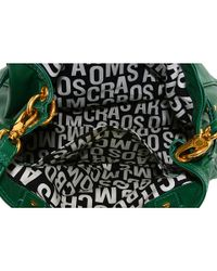 Marc By Marc Jacobs | Green Totally Turnlock Lucy Tote | Lyst