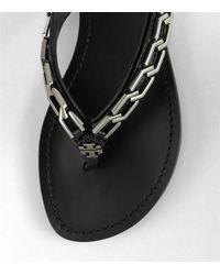 Tory Burch - Black Clea Sandal - Lyst