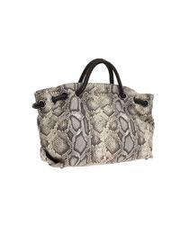 Furla | Gray Carmen L Shopper | Lyst