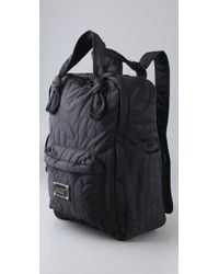 Marc By Marc Jacobs   Black Pretty Nylon Backpack   Lyst