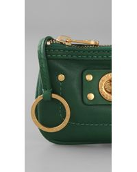 Marc By Marc Jacobs - Green Totally Turnlock Key Pouch - Lyst