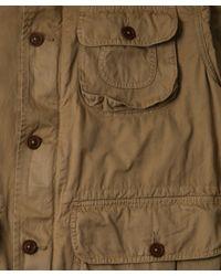 Polo Ralph Lauren | Natural Beige Lightweight Cotton Jacket for Men | Lyst