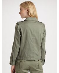 Marc By Marc Jacobs - Green 10th Year Anniversary Army Twill Cargo Pants - Lyst