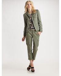 Marc By Marc Jacobs | Green 10th Year Anniversary Uniform Jacket | Lyst