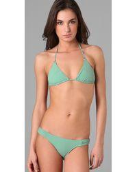 Shimmi | Green Linka Bikini | Lyst