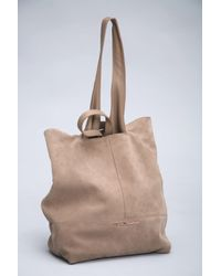 Alexander Wang | Pink Alpha Shopper Bag with Rose Gold Hardware | Lyst