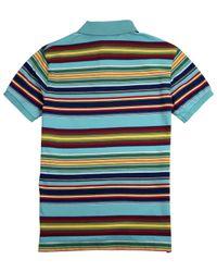 Polo Ralph Lauren | Multicolor Multi Stripe Polo Shirt for Men | Lyst