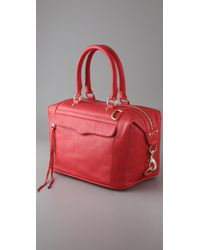 Rebecca Minkoff   Red Morning After Bag   Lyst