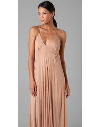 A.L.C. - Pink Long Summer Dress - Lyst