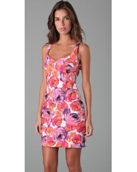 Nanette Lepore | Pink Sleeveless Candy Girl Dress | Lyst