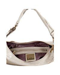 Kooba - White Stone Leather Billie Hobo Bag - Lyst