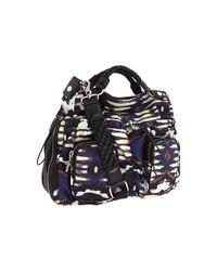 L.A.M.B. | Black Brandywell Crossbody Bag | Lyst