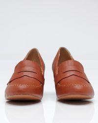 Marais Usa | Brown Loafer Heel | Lyst