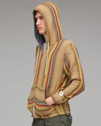 Obey - Multicolor Toluca Zip Hood for Men - Lyst
