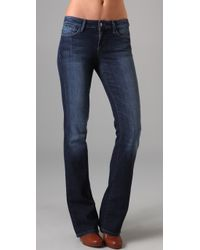 Joe's Jeans - Blue The Icon Lilly Boot-cut Jeans - Lyst