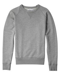 Our Legacy | Gray Grey Jersey Sweatshirt for Men | Lyst
