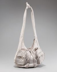 Alexander Wang | Gray Donna Zippered Hobo | Lyst