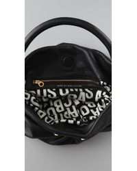 Marc By Marc Jacobs | Black Classic Q Hillier Hobo | Lyst